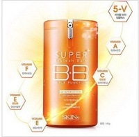 Korea SKIN79 365DAYS Vitamin Orange Super moisturizing sunscreen concealer repair facial skin Triple Function BB Cream SPF50 40g