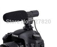 SG-108, Directional Stereo Shotgun Microphone SG108 for CANON NIKON PENTAX OLYMPUS PANASONIC D-SLR and Camcorder DV