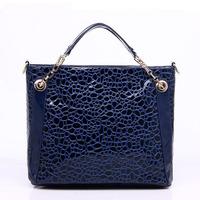 2015 new tide tote crocodile pattern women handbag shoulder bags fashion crossbody bags bolsas casual women messenger bags