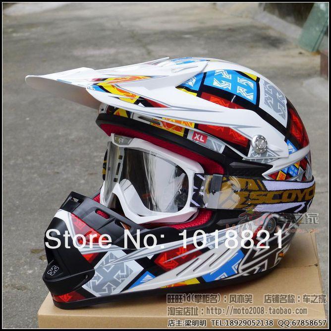 SparX X brand helmet cross helmet motocross helmet full helmet D 07