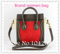 Free shipping hot sale new designer new type small mulitcolor nano Shoulder Bag brand women Handbags classic style