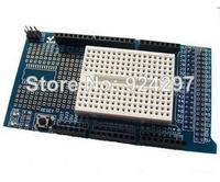 MEGA ProtoShield V3 Prototype Expansion Board For Arduino (Including Breadboard) 10PCS/LOT