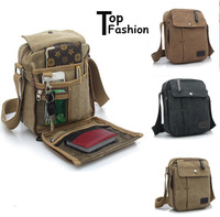 Free Shipping High Quality Men Messenger Bags Canvas Shoulder Bag Outdoor Multifunctional Men's Travel Bag