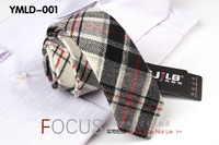 Retail New Arrival  Wool Tie Mens Striped Tie Business Tie  Free Shipping #1697A