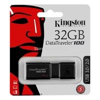 Kingston DataTraveler DT00G3 32GB G3 32GB USB 3.0 Flash Pen Drive