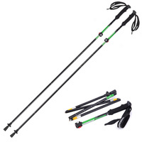 Naturehike Alpenstocks Ultralight Trekking Pole  Folding Waliking Stick NH15A023-Z