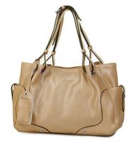 2014 Hot new genuine leather women handbag women's bags fashion cowhide leather woman handbag messenger bag shoulder bag 1P2005