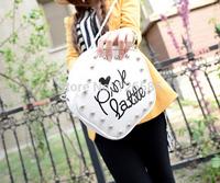 Free shipping hot sale price cool pentagram candy colour single shoulder bag