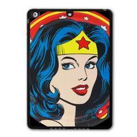 For iPad 5 Air/iPad Mini Super Hero Wonder Woman Protective Black TPU Soft Cover Case Free Shipping P56