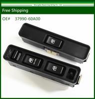 New Electric Power Window Control Switch For Suzuki Vitara 2pcs Left& Right