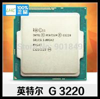 Intel G3220 Pentium Dual Core CPU LGA 1150 free shipping