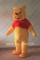cute winnie mascot costume party costumes fancy animal character mascot dress amusement park outfit