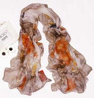 Pretty Women's  Georgette Chiffon  Wrap Shawl Beach Scarf    sf1048