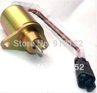 Fuel shutdown stop solenoid valve Stoppschalter Shutdown 12V SA-4920-12 Yanmar SA456412 SA481712 SA492012