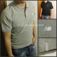 [ N ] QDC home original single men's casual cotton pique polo shirt short-sleeve T -shirts