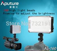 Aputure Amaran AL-160 LED Video Light for Canon Nikon Pentax Olympus Panasonic+Tracking Number