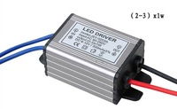 LED Driver JSY-L0203A 2~3W AC100-260V DC6-12V Ballast Waterproof  IP66 For Ceiling Light Down Light