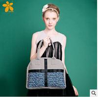 2014 new polka dot handbags for woman fashion casual shoulder bag woman's hand bag 4 colors