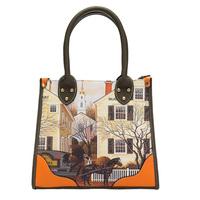 Women Handbag 2014 High Quality Women Messenger Bags Small Fresh Fashion Personalized Romantic  Print Handbag Women Bags
