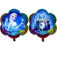 NEW!  Frozen Balloons Double-Side Difference Helium Balloons Wholesales Party&Wedding Decor