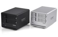 ORICO 9528RU3 2Bay Aluminum USB3.0 5Gbps 3.5'' 8TB SATA Hard Drive External Enclosure Support RAID 0/1/big/JOBD mode
