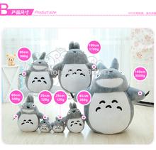 Free Shipping 25 cm Lovely chinchilla Plush ,large plush toy gift ,My Neighbor TOTORO plush toys(China (Mainland))