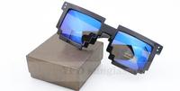 2014 New arrive 60 pcs /lot  madness  black mens womens retro vitage wayfarer sunglasses   mirrored sunglasses   uv400