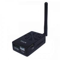 5.8GHz 2000mW AV Wireless RC FPV Transmitter TX52W with Antenna