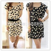 New! Hot! Nice! 2014 Summer geometry pattern women dress, all match women cool summer dress Free shipping (Mix order 10% off)