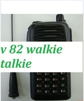 2014 HOT Model V82 OEM walkie talkie two way radio VHF 136-174MHZ  drop shipping