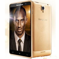 "Original Lenovo S8 Golden Warrior MTK6592 Octa Core Cell Phone Android 4.2 5.3"" 2GB/16GB 13MP Camera Smartphone Russian Language"