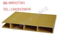 150*50Senkejia ceiling grid copy wood wpc  wood ceiling grid