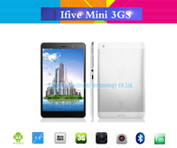 "FNF iFive mini 3GS MTK6592 Octa Core Tablet PC Android 4.4 7.9"" IPS Retina Screen 2048x1536 2GB 16GB WiFi WCDMA 3G Phone Call"