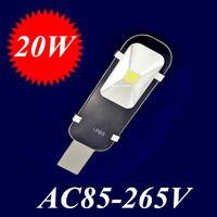 Free shipping sale 12V 24V 85-265V 20W led street light IP65 Epistar lighting 1800LM LED led street light outdoor lighting lamps