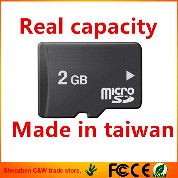 Top Quality Top Sale Taiwan memory cards micro sd card 8gb 4gb 2 g 16 gb 32gb 64gb 128gb h2test pass full capacity(China (Mainland))