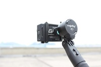 F08397 FY G3 Steadycam Handheld Gimbal 2-Axis Brushless Handle Camera Mount for Gopro Hero 3 3 Plus + Freeship