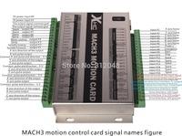 CNC MACH3-USBCARD-MK 3 Axis USB Motion Control Card
