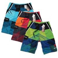 Hot Men Sports Shorts Boys Surf Board Shorts Cool Beach Swimwear Y067z