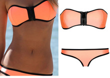 orange swimwear price