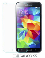 For Galaxy S5 Screen Protector Clear Screen Protector for Galaxy S5 i9600 With Cloth No Retail Packaging