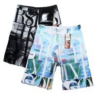 Hot Men Sports Shorts Boys Surf Board Shorts Cool Beach Swimwear Y077z