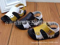 2014 children sandals Men's shoes waterproof Beach shoes Small children's shoes baby toddlers sandals