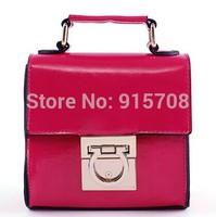 Free shipping ! Ms. bag handbag 2014 new fashion casual retro shoulder bag diagonal package