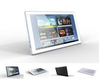 "10.1"" Android 4.2 QUAD CORE Allwinner A31S HDMI WIFI Dual Camera Bluetooth 1024 * 600 10 inch Tablet PC 1GB RAM + 8GB ROM"
