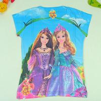 2014 children t shirt clothes girls summer t shirts fashion children letters short sleeve shirts top kids summer clothing
