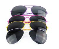 2014 Colors Unisex Fashion Vintage Polarized Lenses Sunglass UV Protection Optical Fashion SunGlasses Promotional HOT