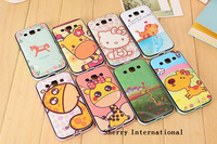 2014 New!High quality 2 in 1 case for Samsung,PC+TPU glossy Painting case for Samsung i8552 Galaxy Win,1PCS Free shipping