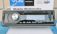 Blue light 12V High Power Car Radio FM MP3 Player with USB SD slot Support Play MP3/WMA/WAV forma music Remote control AUX 1 DIN
