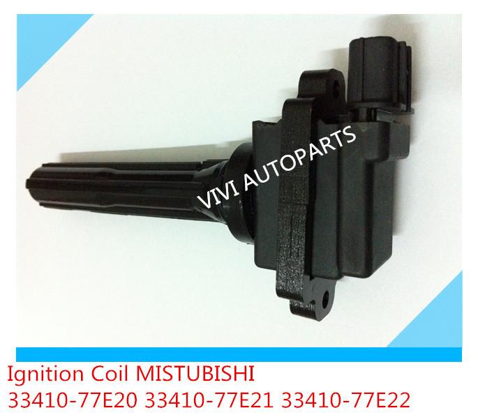 New Car Ignition Coil MISTUBISHI 33410-77E20 33410-77E21 33410-77E22(China (Mainland))