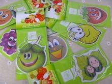 20PCS/lot Air freshener, paper perfumed,car air freshener any shape  Various fruits Apple pear grape orange strawberry  Etc.(China (Mainland))